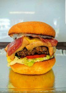 burger mr & mrs bun