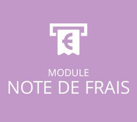 Module Note de frais
